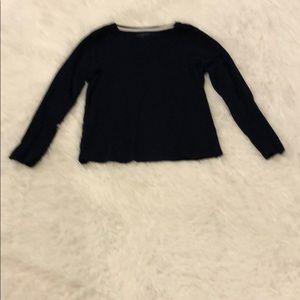 TALBOTS PETITE women's cotton blouse